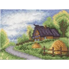 Набор для вышивания Panna ПС-0100 Домик