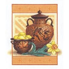 Набор для вышивания Panna В-1099 Античные вазы