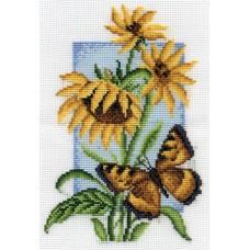Набор для вышивания Panna Б-0118 Шоколадница