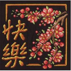 Набор для вышивания Panna И-1125 Счастье