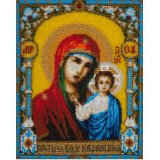 Набор для вышивания Panna ЦМ-1136 Икона Казанской Божией Матери