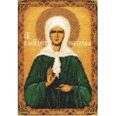 Набор для вышивания Panna ЦМ-1158 Икона Св. Матрона Московская