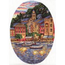 Набор для вышивания Panna ГМ-1172 Портофино