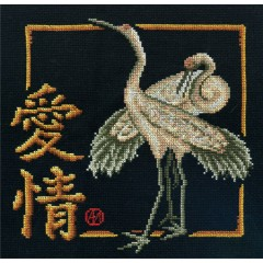 Набор для вышивания Panna И-0158 Любовь