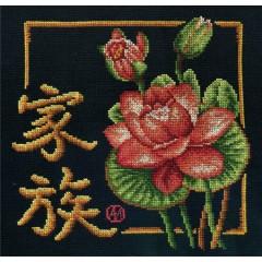 Набор для вышивания Panna И-0157 Семья
