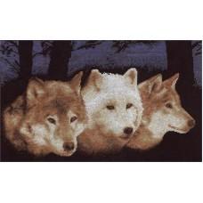 Набор для вышивания Panna Ж-1189 Стражи леса