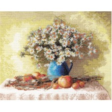 Набор для вышивания Panna Н-1229 Деревенский натюрморт