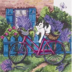 Набор для вышивания Panna ДЕ-1992 Полдень в Провансе