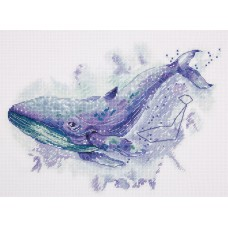 Набор для вышивания Panna МТ-1961 Созвездие кита