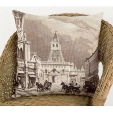 Набор для вышивания Panna ПД-1902 Старая Москва. Ильинские ворота (Подушка)