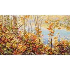 Набор для вышивания Panna ПС-1853 Дивная осень