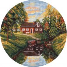 Набор для вышивания Panna ПС-1962 Прозрачная осень