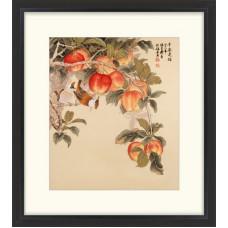 """Набор для вышивания крестом XIU CRAFTS 2800123 """"Поспевшие яблоки"""""""